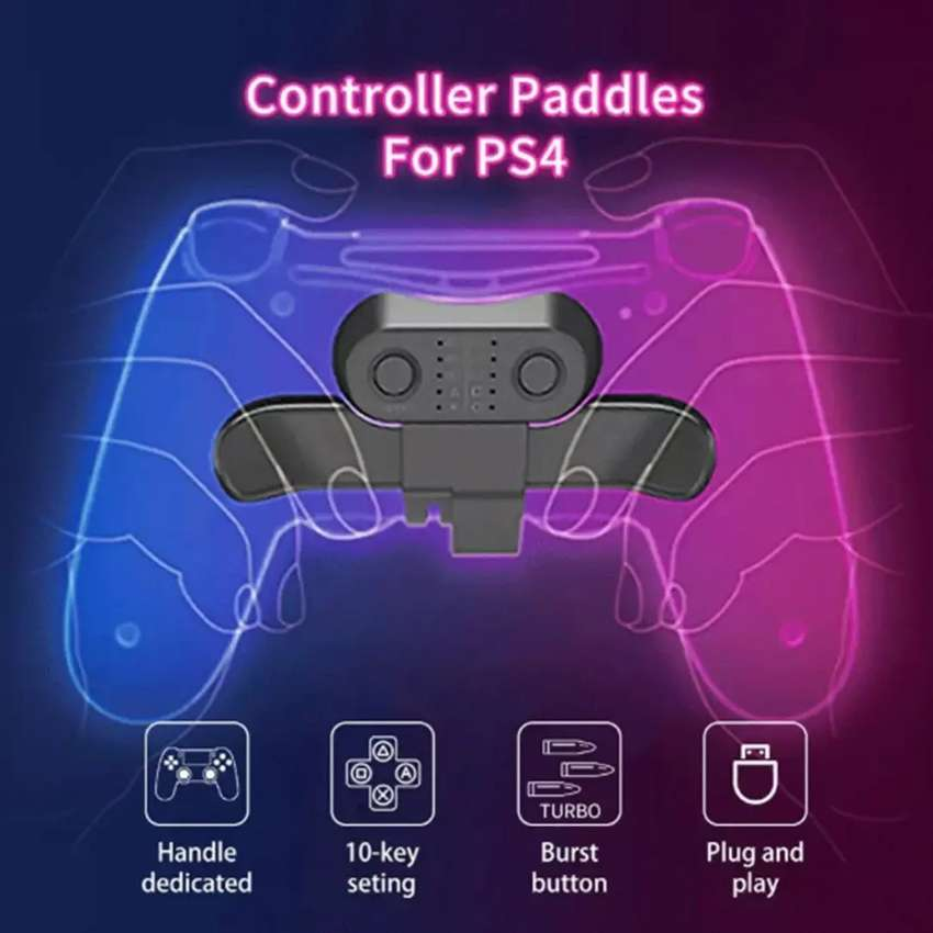 Controller Paddles