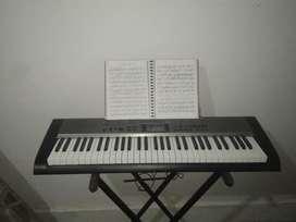Vendo organeta Casio CTK1300ES, 5 octavas.