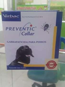 Collar preventy para pulgas y garraptas