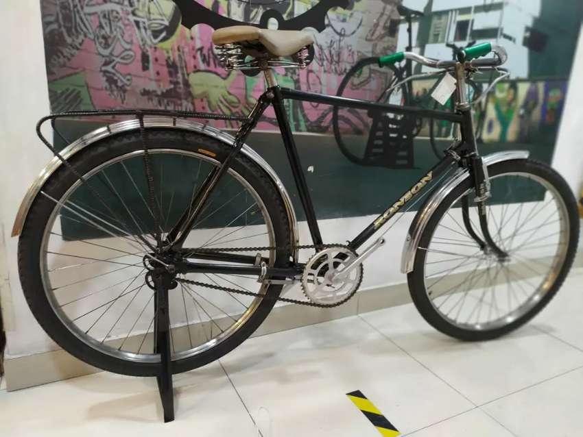 Bicicleta Clasica 0