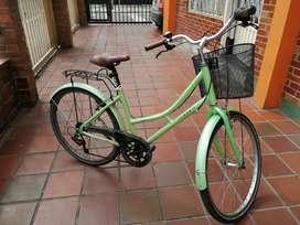 Bicicleta Playera Marco Y Rines Aluminio