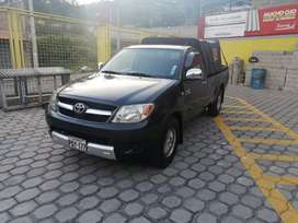 Flamante Toyota hilux 2007