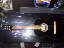 guitarra criolla usada perfecto estado con funda