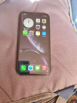 Vendo iPhone xr  128 gb equipo en buen estado operador libre batería al 88%