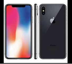 Iphone x sin ningun detalle