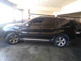 Bmw x5 Full steptronic con dvd