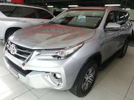 Toyota Fortuner 2.7Lts 4x2 AT 2020 SM