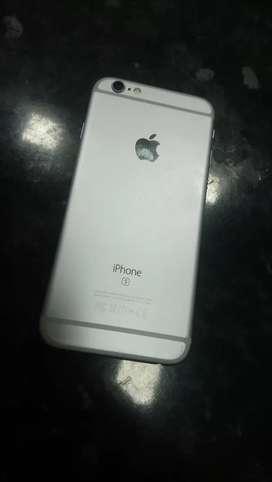 Iphone 6s 32 gb libre cargador original