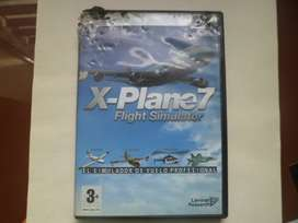 X PLANE 7 FLIGHT SIMULATOR