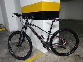 Vendo hermosa bicicleta Optimus