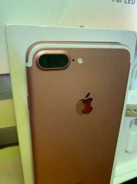 Iphone 7 plus 128gb rosa como nuevo