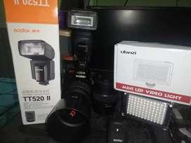 Vendo o cambio cámara sony profesional con sus respectivos accesorios