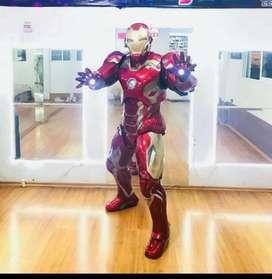 Iron  Man Hecho con Fibra de Vidrio A1