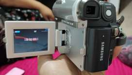Vendo o cambio video camara Samsung mini DV