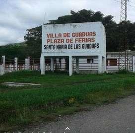 Lote esquinero ubicado en el municipio de guaduas cundinamarca, de 7 por 12 metros cuadrados negociable.