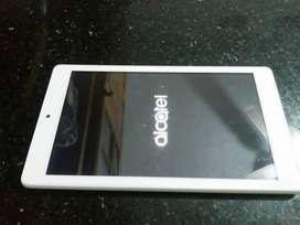 Tablet Alcatel A2 Mod 8063 + Teclado funda