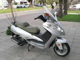 Maxiscooter Satelix 150 cc