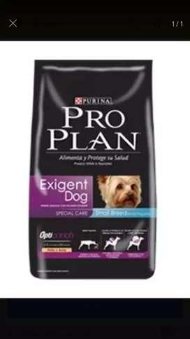 PROPLAN EXIGENT DOG X 7.5 KLS