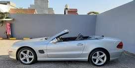 Mercedes Benz SL 500 BRABUS