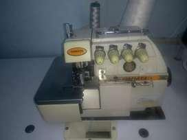 Vendor máquinas de coser y fileteadora