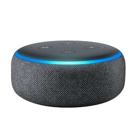 Alexa Echo Dot 3era Generacion Asistente Inteligente