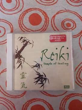 Música de reiki