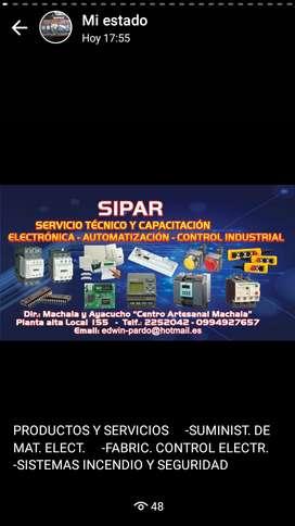 CURSOS DE CAPACITACION EN ELECTRICIDAD BASICA-RESIDENCIAL, CONTROLES ELECTRICOS, AUTOMATIZACION,