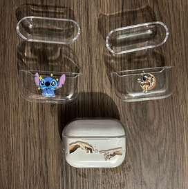 Vendo accesorios para iphone 11 pro max y AirPods Pro