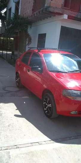 Chevrolet Aveo Ls full equipo modelo 2011