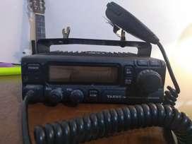 Vendo radio vhf yaesu FT-2500M + antena Eiffel movil
