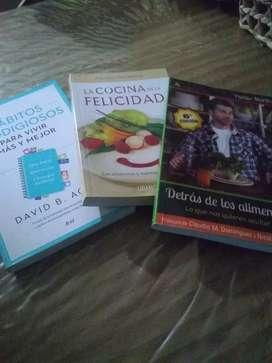 Libros alimentación