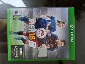 FIFA 16 Xbox one