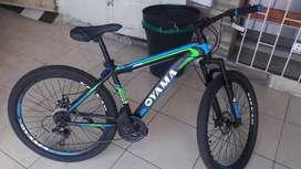 Bicicleta Oyama
