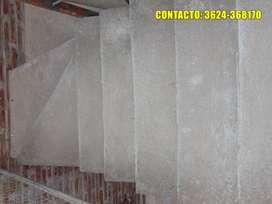 Escaleras de Hormigón, Compensadas, Rectas, Caracol