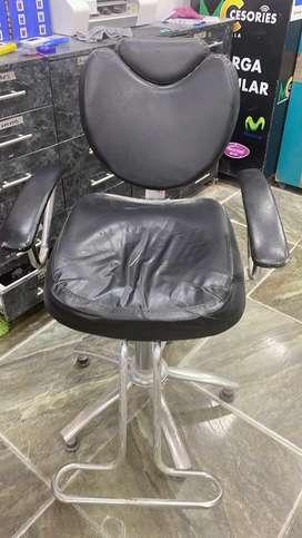 Sillas barberia peluqueria