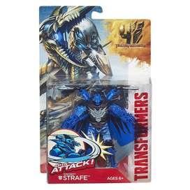 Transformers Age Of Extinction Dinobot Strafe Spin Attack