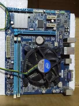 Combo board, procesador, fuente, tarjeta gráfica