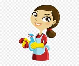 Ofrezco mi servicio como empleada domestica por días o fija.