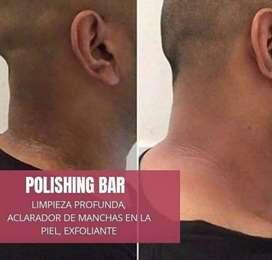 Elimina zonas oscuras de tu cara y cuerpo