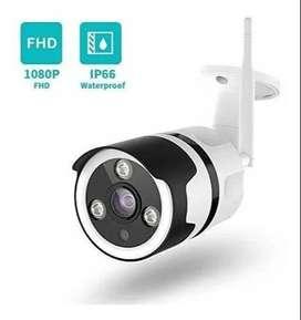 Camara exteriores IP zoom x3 wifi vision nocturna