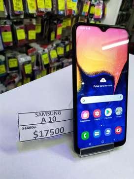 Samsung A 10 liberado