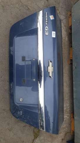 Tapa Baúl Chevrolet Aveo