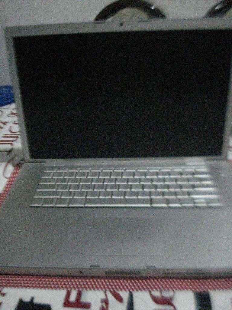 Notebook Macbook Pro A1150 Core Duo C/carg Orgi Funcionando 0