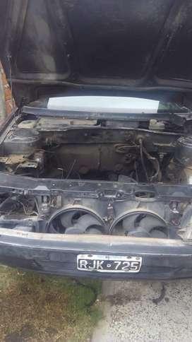 Liquido Peugeot 405 sin motor con papeleses vendo o permuto