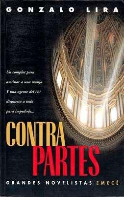 Libro: Contrapartes, de Gonzalo Lira [novela de espionaje]