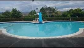 Arriendo casa vacacional en conjunto cerrado con piscina