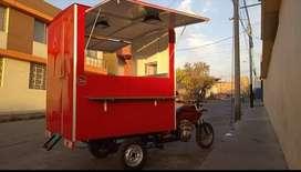 Venta Motocarga Food Truck