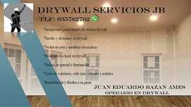 Servicios en Drywall