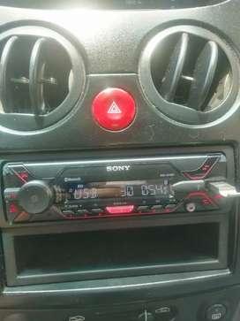 Vendo Radio Sony con bluetooh