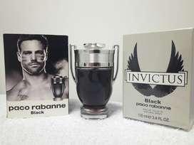 Invictus Black de Paco Rabanne